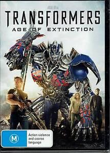 Brand New DVD Transformers - Age of Extinction Caloundra West Caloundra Area Preview