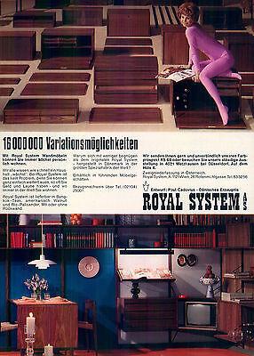 Royal-System-Poul-Cadovius-Reklame-Werbung-genuineAdvertising-nl-Versandhandel