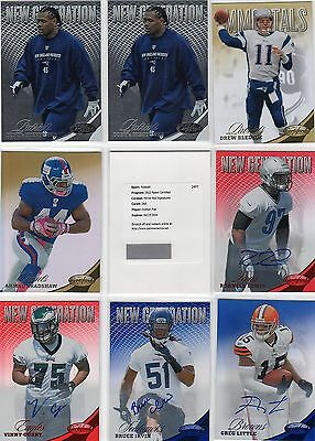 Donta Hightower 2012 Certified New Generation Rc Lot 2 192 999 628 999