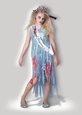 InCharacter Homecoming Horror Zombie Tween Girls Halloween Costume CT18049