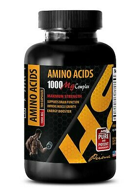 muscle growth supplements for men - AMINO ACIDS 1000mg - amino acid supreme