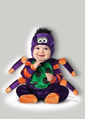 Incharacter Itsy Bitsy Spider Insect Animal Infant Baby - Itsy Bitsy Spider Kostüm Baby