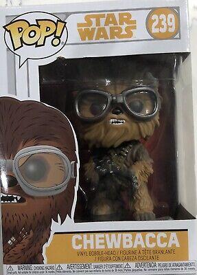 Funko Pop! Star Wars: Chewbacca Action Figure #239