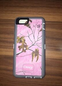 Brand new pink camo realtree otterbox defender