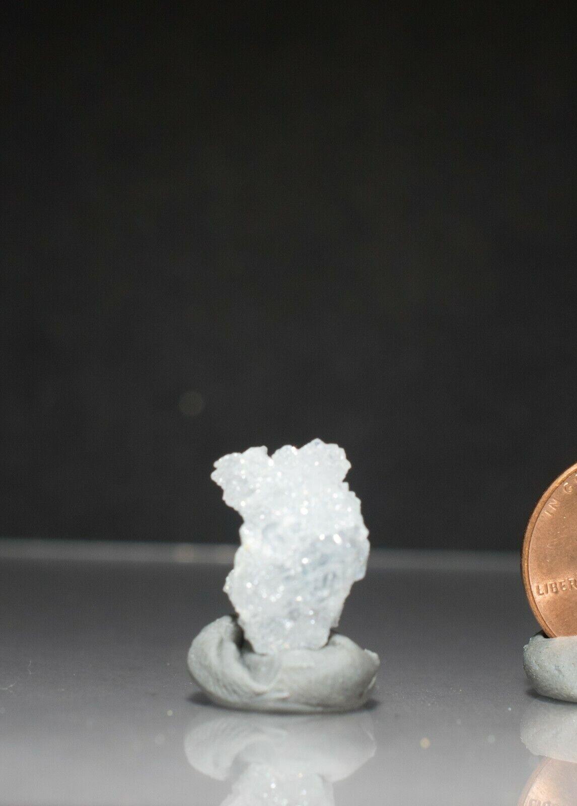 Zincite Crystal Cluster Mineral Specimen - $18.00