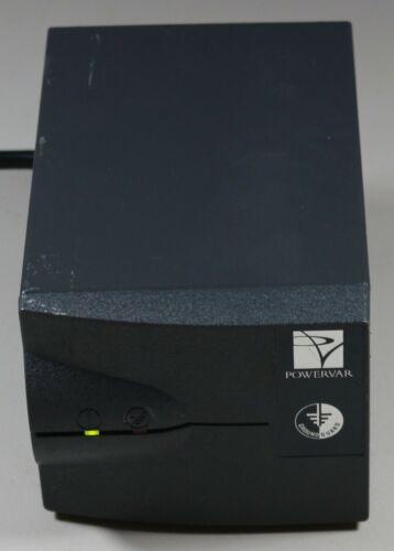 Powervar Ground Gaurd Power Conditioner Abcg065-11w 66008-68R