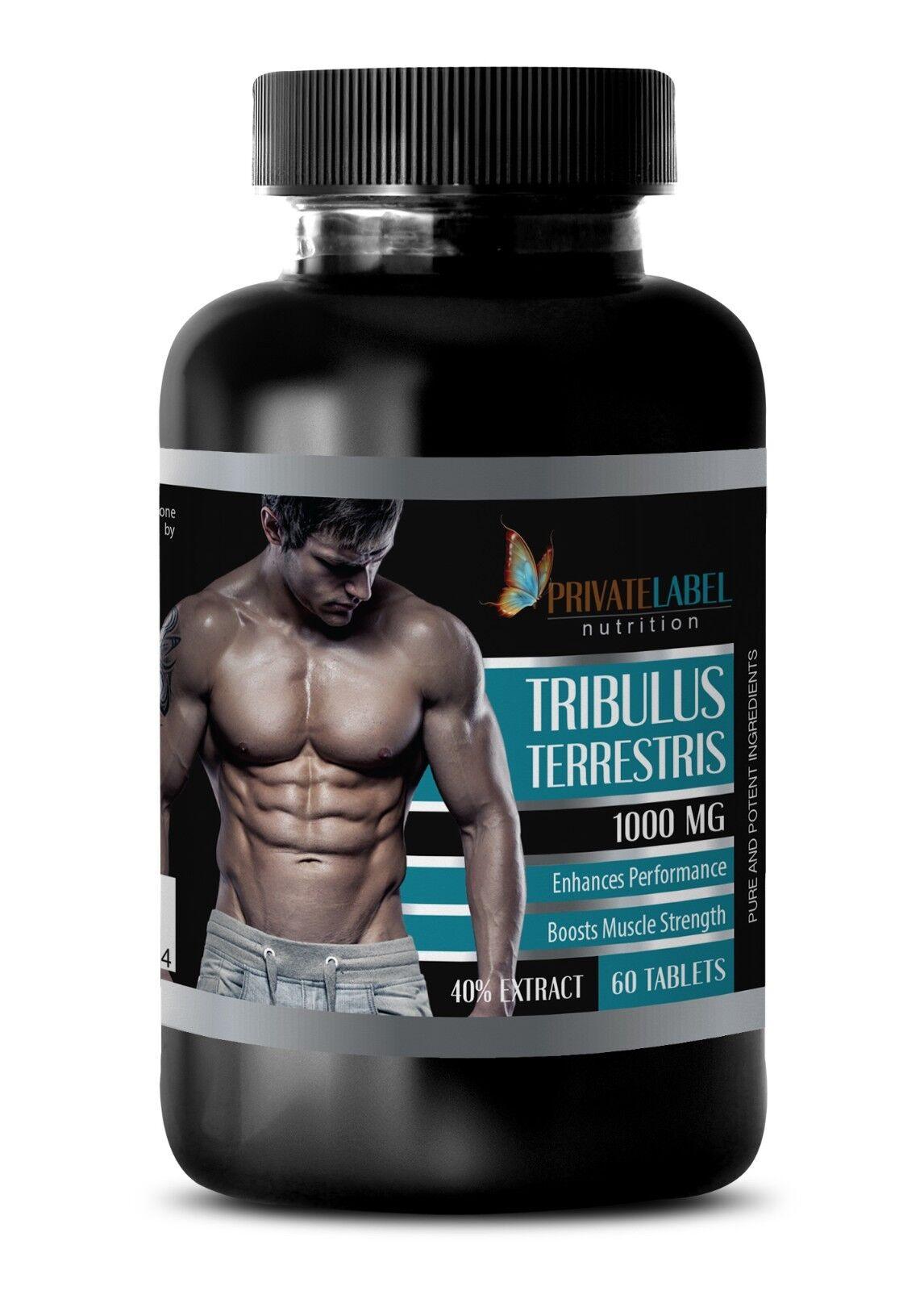 tribulus standard process - TRIBULUS TERRESTRIS - testosterone booster - 60 Tabs