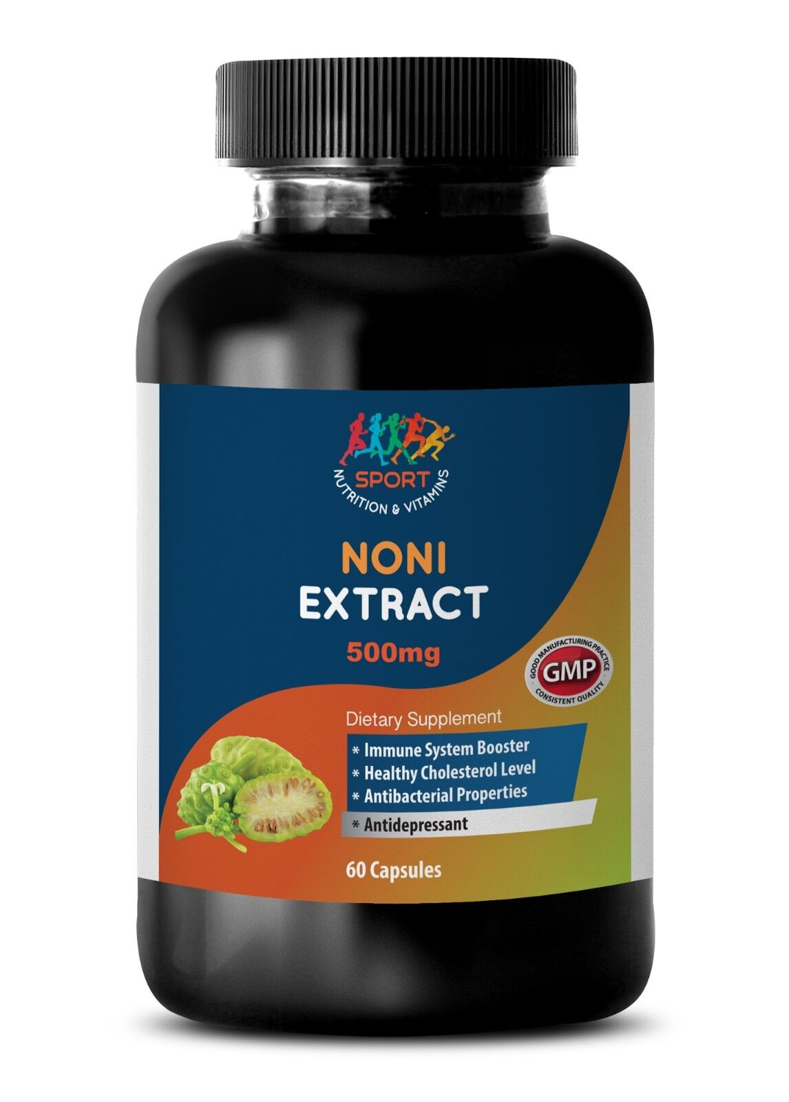 Energy Booster For Men - Noni Extract 500mg 1b - Noni Fruit Extract 11