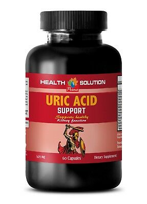 Uric Acid Flush   Uric Acid Support 1430Mg 1B   Gout Out Booster
