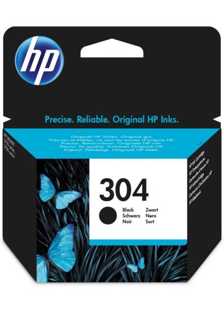 Genuine HP 304 Black ink cartiridge for HP Deskjet 3720 3730 3732 VAT included