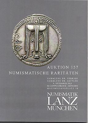 Kyпить LANZ  AUKTION 157 Numismatische Raritäten 9. Dezember 2013~TH на еВаy.соm