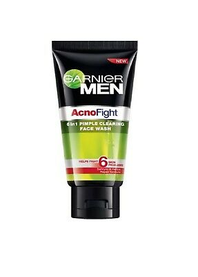 Garnier Acno Fight 6 in 1 Pimple Clearing Face Wash For Men