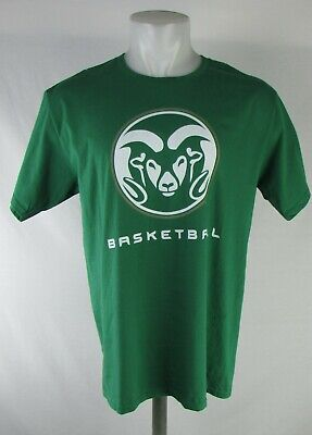 Colorado State University Basketball (Colorado State University Rams Men's Short Sleeve