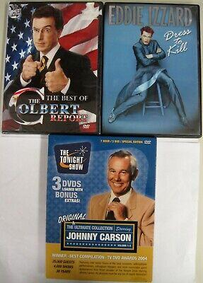 The Best of the Colbert Report - Eddie Izzard: Dress to Kill-Johnny Carson (Best Of Eddie Izzard)