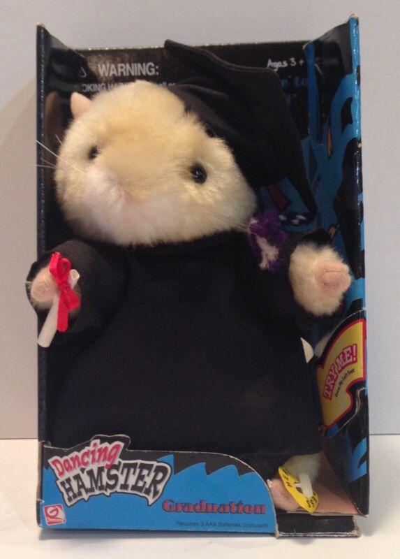 """Gemmy Dancing Hamster Graduation Hamster Dances To """"Shout"""""""