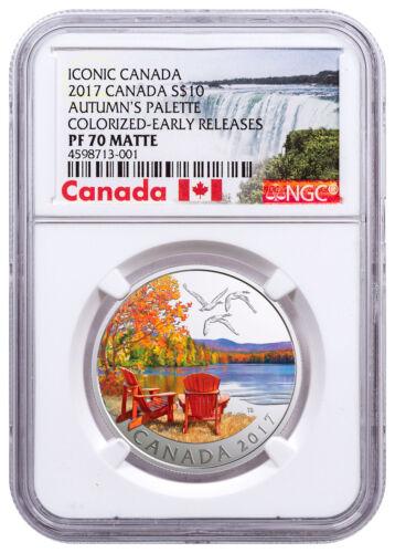 2017 Canada Iconic Autumn