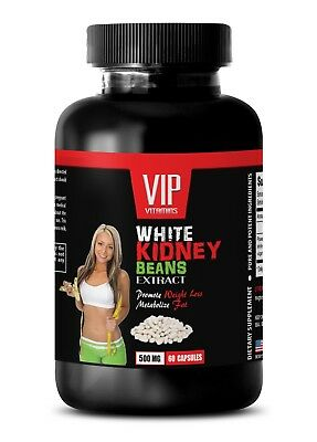 fat burner anabolic - White Kidney Bean Extract 500mg (1) - weight loss herbs
