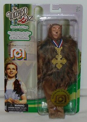 "Mego THE WIZARD OF OZ COWARDLY LION 8"" Action Figure 2018 - Wizard Of Oz Cowardly Lion"