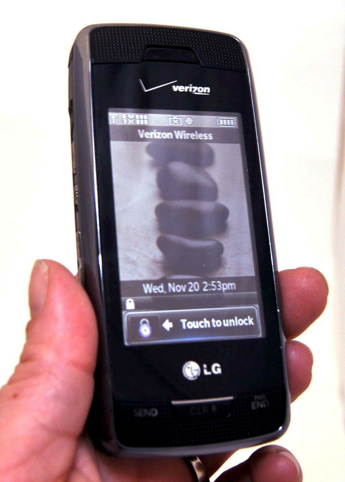 lg voyager vx10000 verizon phone black video camera vcast bluetooth rh ebay com LG Owner's Manual Verizon LG Phone Owners Manual
