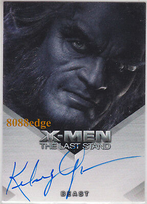 Kelsey Grammer The Beast (2006 X-MEN THE LAST STAND AUTO: KELSEY GRAMMER/BEAST AUTOGRAPH)