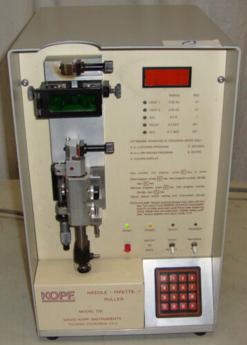 DAVID KOPF MODEL 750 VERTICAL NEEDLE / PIPETTE PULLER