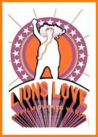 Lions Love Hippy Culture Movie Posters Classic Films -  - ebay.co.uk
