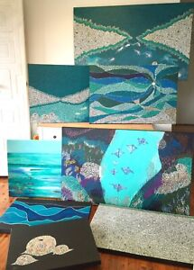 FILL YOUR HOME WITH INDIVIDUAL KARI ART ORIGINALS Cottesloe Cottesloe Area Preview