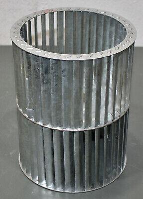 Dayton Blower Fan Wheel Squirrel Cage 58 Bore 7-116 Diameter 9 Wire