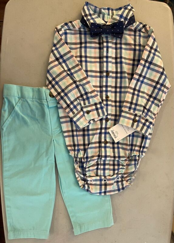 Lot of two (2) 18 month Boy Clothes Set (Just One You)