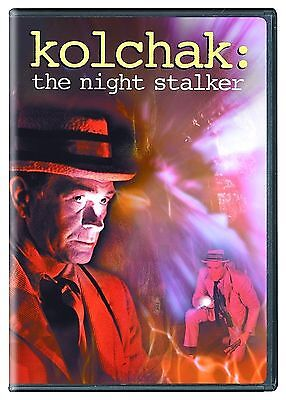 Kolchak  The Night Stalker  5 Dvd Set  Complete 1974 1975 Series   Not Imported
