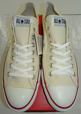 CONVERSE Chuck Taylor All Star Low Oxford Sneaker  X9165   Unbleached White    ()