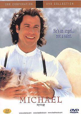 Michael (1996) John Travolta [DVD] FAST SHIPPING
