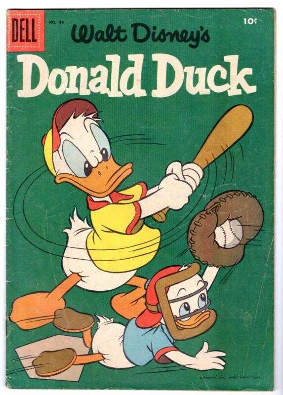 Donald Duck #49, Fine Condition!