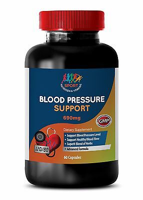 Keep Normal Sodium Level   Blood Pressure Complex 690Mg   Blood Pressure Caps 1B
