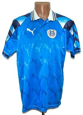 ISRAEL NATIONAL TEAM 1998/1999 HOME FOOTBALL SHIRT JERSEY PUMA SIZE L ADULT image