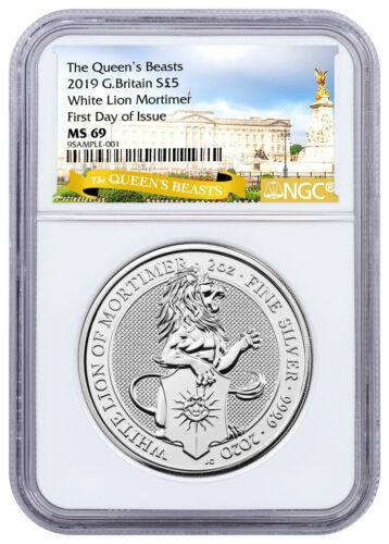 2020 2oz Silver Queen