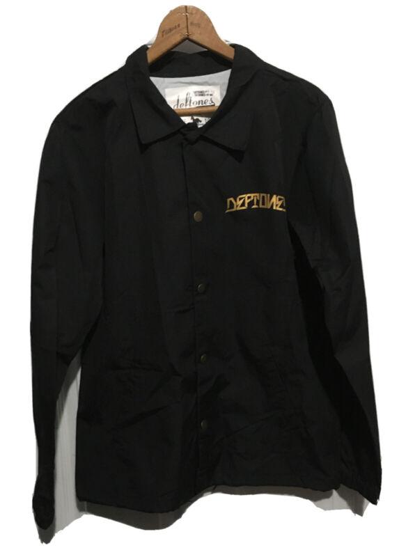 Deftones Windbreaker Jacket Dia De Los Deftones RARE Size Small