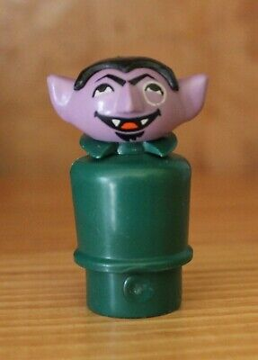Fisher Price Sesame Street the Count character