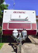 Oympic Champion 18ft full caravan Built for National Park Roads Penrith Penrith Area Preview