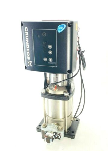 Grundfos MGE80B 2-FT100-HA IE4 Centrifugal Pump MGE Motors