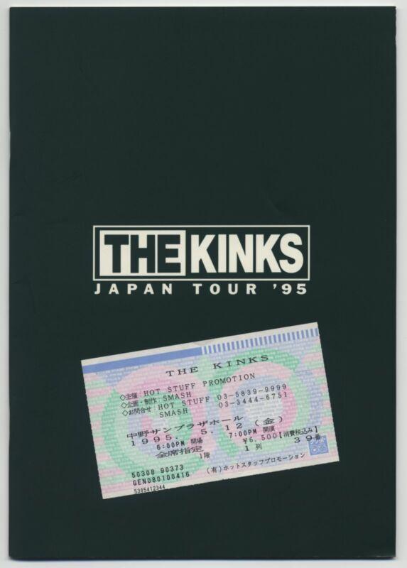 The Kinks - Japan Tour