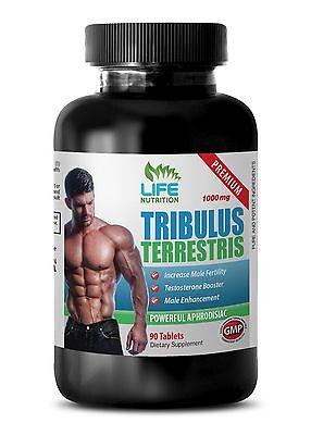 testosterone booster edge - TRIBULUS EXTRACT 1000MG 1B - tribulus ashwaganda