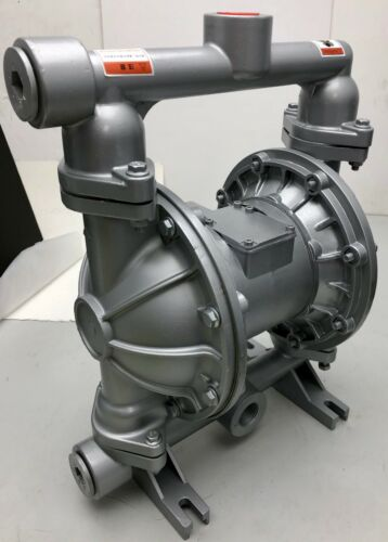 New Air-Operated Double Diaphragm Pump QBK-25L 1in Inlet/Outlet 24GPM FreeShip
