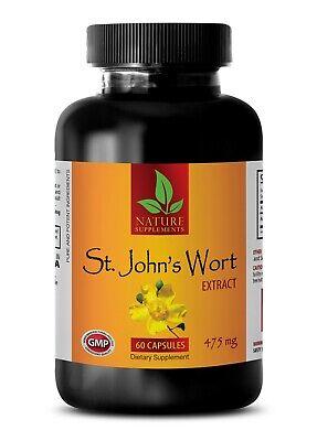 St Johns Wort Teblets - ST. JOHN'S WORT EXTRACT - Sleep Better (Best St Johns Wort)