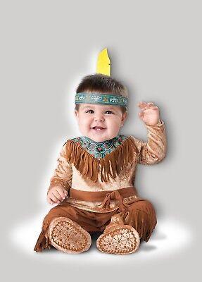 InCharacter Sweet Dream Catcher Indian Infant Toddler Halloween Costume 16068