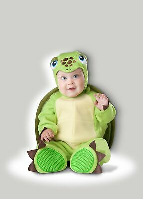 COSTUME CARNEVALE INCHARACTER TINY TURTLE TARTARUGA TOP QUALITY DELUXE 6/12 MESI