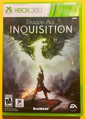 DRAGON AGE: INQUISITION E3
