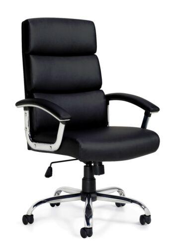 Lot Of 10 Black Otg11858b segmented Cushion Chair