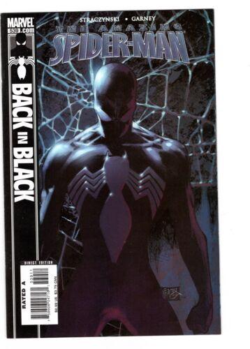 Amazing Spider-man #539, NM- 9.2, Back in Black