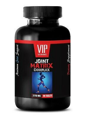 joint vitamins - JOINT MATRIX COMPLEX 1B - glucosamine chondroitin with -